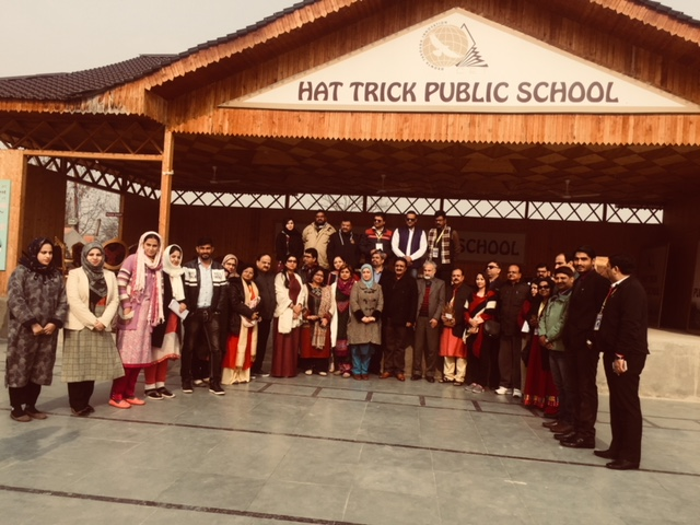 Private schools Association India visited Htps